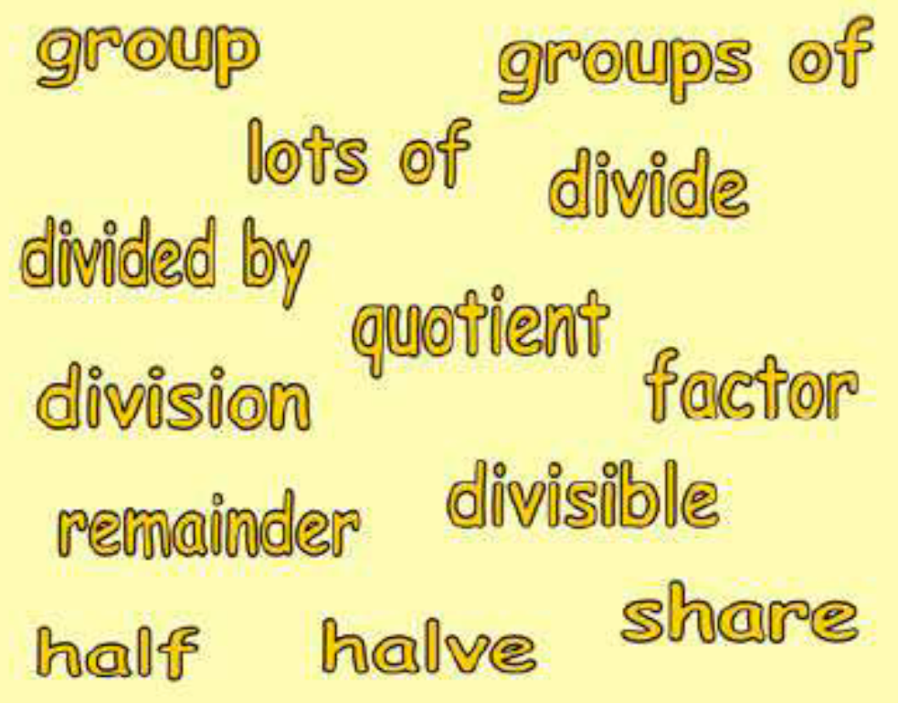 how to teach our school children about division