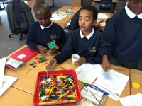 Year 5's Design and Technology project