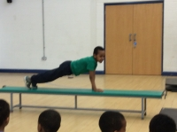Year 2 Gymnastic Performance